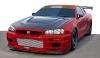 【イグニッションモデル】 1/43 TOP SECRET GT-R (BNR34) Red Metallic★生産予定数:100pcs [IG1904]