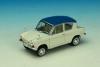 【ノレブ】 1/43 MAZDA CAROL 360 (KPDA)1962年ホワイト/ブルー [800632]