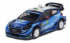 <img class='new_mark_img1' src='https://img.shop-pro.jp/img/new/icons15.gif' style='border:none;display:inline;margin:0px;padding:0px;width:auto;' />(予約)【イクソ】 1/43 フォード フィエスタ WRC 2019年ラリー・メキシコ#33 E.EVANS -S. MART [RAM710]