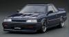 ★【イグニッションモデル】 1/18 日産 スカイライン GTS-R  (R31) Blue Black ★生産予定数:140pcs    [IG2107]