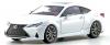 <img class='new_mark_img1'  data-cke-saved-src='https://img.shop-pro.jp/img/new/icons15.gif' src='https://img.shop-pro.jp/img/new/icons15.gif' style='border:none;display:inline;margin:0px;padding:0px;width:auto;' />(予約)【京商】 1/43 レクサス RC350 F SPORT ホワイトノーヴァガラスフレーク [KS03697W]