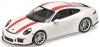 <img class='new_mark_img1' src='https://img.shop-pro.jp/img/new/icons15.gif' style='border:none;display:inline;margin:0px;padding:0px;width:auto;' />(予約)【ミニチャンプス】 1/12 ポルシェ 911 R (2016) ホワイト/レッドストライプ  ※価格変更・再受注品[125066320]