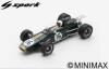 <img class='new_mark_img1'  data-cke-saved-src='https://img.shop-pro.jp/img/new/icons15.gif' src='https://img.shop-pro.jp/img/new/icons15.gif' style='border:none;display:inline;margin:0px;padding:0px;width:auto;' />(予約)【スパーク】 1/43 Brabham BT24 No.16 Practice Italian GP 1967Jack Brabham [S5264]