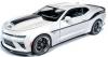 <img class='new_mark_img1' src='https://img.shop-pro.jp/img/new/icons15.gif' style='border:none;display:inline;margin:0px;padding:0px;width:auto;' />【アメリカンマッスル】 1/18 2018 シェビー カマロ Yenko S/C サミットホワイト [AW253]