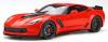 【GTスピリット】 1/18 シボレー コルベット Z06 (レッド) USエクスクルーシブモデル [GTS005US]
