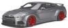 【GTスピリット】 1/18 プライア デザイン PD750WB (R35 GT-R)(グレー) 世界限定数: 500個 ■レジン(開閉機構なし) [GTS243]