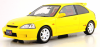 【オットーモビル】 1/18 ホンダ シビック タイプR (EK9)(イエロー) 世界限定 300個 [OTM724]