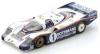 【スパーク】 1/43 ポルシェ 956 No.1 Winner 24H ルマン 1982J. Ickx - D. Bell *再生産[43LM82]