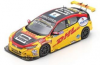 【スパーク】 1/43 ホンダ シビック Type R TCR No.9 WTCRマカオ Guia Race 2018Tom Coronel [SA181]