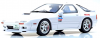 <img class='new_mark_img1'  data-cke-saved-src='https://img.shop-pro.jp/img/new/icons15.gif' src='https://img.shop-pro.jp/img/new/icons15.gif' style='border:none;display:inline;margin:0px;padding:0px;width:auto;' />(予約)【京商】 1/18 新劇場版 頭文字D マツダ サバンナ RX-7 FC3S  高橋涼介フィギュア付 [KSR18D03]