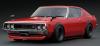 <img class='new_mark_img1' src='https://img.shop-pro.jp/img/new/icons15.gif' style='border:none;display:inline;margin:0px;padding:0px;width:auto;' />【イグニッションモデル】 1/18 日産 スカイライン 2000 GT-R (KPGC110) Red  ★生産予定数:100pcs [IG1845]