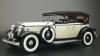 【サンスター】 1/18 フォード リンカーン KB 32 Top Up  ブラック/ホワイト[6163]