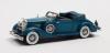 ◆【マトリックス】 1/43 デューセンバーグ J-519-2548  カブリオレ D Ieteren  オープン  1935 ブルー [MX40406-081]