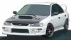 【イグニッションモデル】 1/18 スバル インプレッサ 22B-STi Version (GC8改) White ★生産予定数:120pcs [IG1639]