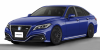 【イグニッションモデル】 1/18 トヨタ クラウン (220) 3.5L RS Advance Blue Metallic  ★生産予定数:100pcs [IG1680]