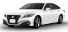 【イグニッションモデル】 1/18 トヨタ クラウン (220) 3.5L RS アドバンス White Pearl CS★生産予定数:100pcs※ノーマルホイール [IG1681]