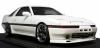 【イグニッションモデル】 1/18 トヨタ スープラ 3.0GT turbo A (MA70) White★生産予定数:120pcs  43891[IG1738]