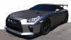 【イグニッションモデル】 1/18 日産 GT-R (R35) Premium Edition Matte Gray  ★生産予定数:120pcs [IG1757]