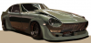 【イグニッションモデル】 1/18 日産 フェアレディ Z (S30) STAR ROAD   Green  ★生産予定数:120pcs  [IG1360]