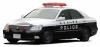 【イグニッションモデル】 1/43 トヨタ クラウン (GRS180) 静岡県警 交通機動隊55号 ★生産予定数:120pcs    [IG2094]