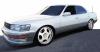 【イグニッションモデル】 1/43 トヨタ セルシオ (F10) Pearl White  ★生産予定数:120pcs  ※OZ-Wheel [IG1820]