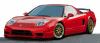 【イグニッションモデル】 1/43 ホンダ NSX-R(NA2) Red ★生産予定数:120pcs   [IG1365]