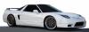 【イグニッションモデル】 1/43 ホンダ NSX-R(NA2) White★生産予定数:120pcs   43922[IG1363]