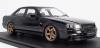 【イグニッションモデル】 1/43 日産 スカイライン 25GT Turbo (ER34) Black★生産予定数:100pcs [IG1614]