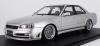 【イグニッションモデル】 1/43 日産 スカイライン 25GT Turbo (ER34) Silver ★生産予定数:100pcs [IG1613]