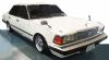 【イグニッションモデル】 1/43 日産 セドリック (P430) 4ドア ハードトップ 280E ブロアム White ※Spork-Wheel★生産予定数:120pcs [IG1451]
