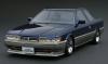 【イグニッションモデル】 1/43 日産 レパード 3.0 Ultima (F31) Blue/Silver ※Ron-Wheel ★生産予定数:100pcs   [IG2216]
