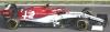 【ミニチャンプス】 1/43 アルファ ロメオ レーシング F1 C38 キミ・ライコネン 2019  ■レジン[417190007]