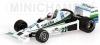 【ミニチャンプス】 1/43 ウィリアムズFW06 A・ジョーンズ 1978 (ダイキャスト)/ウィリアムズFW40 F・マッサ 2017 (レジン)40周年2台セット [412177840]