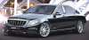 ■【ミニチャンプス】 1/43 マイバッハ ブラバス 900 AUF BASIS メルセデス ベンツ マイバッハ S 600 2015 ブラック [437035420]