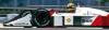 【ミニチャンプス】1/43  マクラーレン ホンダ MP4/4 アイルトン・セナ 1988 [547884312]