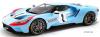 ■【GTスピリット】 1/18 2020 フォード GT #1 ヘリテージエディション (ブルー) [GTS027US]