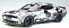 ■【GTスピリット】 1/18 ダッジ チャレンジャー R/T スキャットパック ワイドボディ   (カモフラージュ)海外エクスクルーシブ [GTS831C]