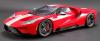 ■【GTスピリット】 1/18 フォード GT ヘリテイジ エディション (レッド/ホワイトストライプ)US Exclusive [GTS008US-B]