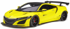 ■【GTスピリット】 18 ホンダ NSX Customized car by LB★WORKS(イエロー)                  国内限定数: 250個 [GTS034KJ]