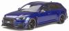 【GTスピリット】 18 アプト RS4-R (ブルー) 国内限定数: 100個 [GTS031KJ]