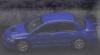 (予約)【onemodel】 1/64 三菱 ランサーエボリューション EVO IX Blue[64D01-02]