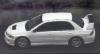 (予約)【onemodel】 1/64 三菱 ランサーエボリューション EVO IX White[64D01-03]