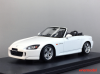 【onemodel】  1/18 ホンダ S2000 AP2 GRAND PRIX WHITE(Limited to 200pcs)[19B03-01]