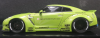 【onemodel】  1/18LB Work R35 Ducktail Apple Green (Limited 30 pcs)※NEW COLOR[17B02-68]