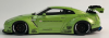 【onemodel】  1/18LB Work R35 GT Wing Apple Green (Limited 30 pcs)※NEW COLOR[17B01-68]