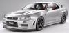 【京商】 1/12 ニスモ R34 GT-R Z-tune (シルバー) [KSR12005S]