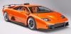 ■【京商】 1/18 ランボルギーニ ディアブロ GT(オレンジ) [KSR18507OR]
