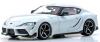 ■【京商】 1/43 トヨタ GR スープラ ホワイト [KS03700W]