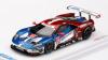 【TSM】  1/43 フォード GT LMGTE WEC スパ・フランコルシャン6時間 2018#66LMGTE Proクラス優勝車フォードチップガナッシチーム UK [TSM430406]