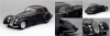 【TSM】 1/18 アルファロメオ 8C 2900B ルンゴ カロッツェリア ツーリング スーパーレジェーラ 1937 ダークブルー  [TSMCE161801]